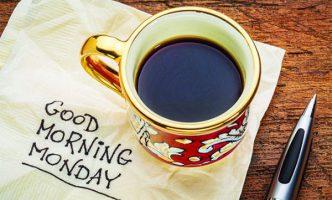 chào buổi sáng bằng tiếng Anh qua tin nhắn