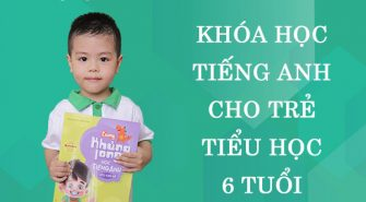 tiếng anh cho trẻ em tiểu học