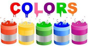 Từ vựng tiếng Anh chủ đề màu sắc